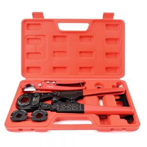 iCrimp PEX Pipe Crimping Tool Kit 3801SH