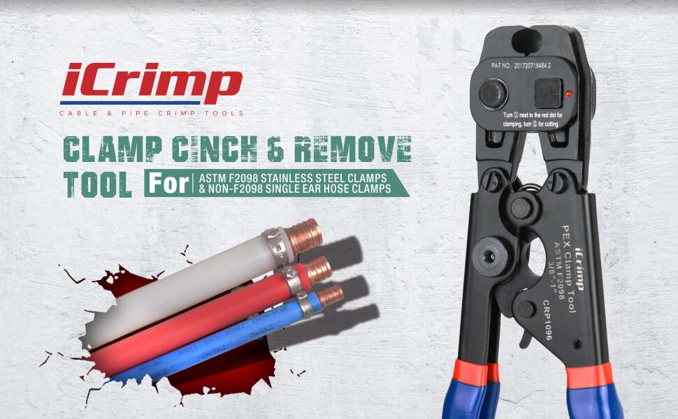 iCrimp clamp cinch remove Tool CRP1096