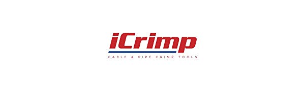 iCrimp brand logo on product page